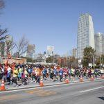 東京マラソン新コースのおすすめ応援スポット!混雑しない場所や移動方法のおすすめも
